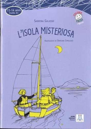 9788861821958: Italiano facile per ragazzi: L'isola misteriosa + CD