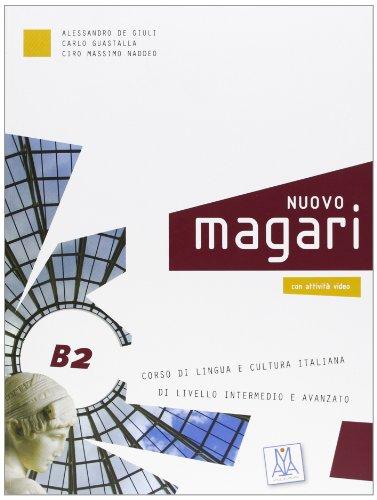 9788861822825: Nuovo Magari B2. Libro dello studente
