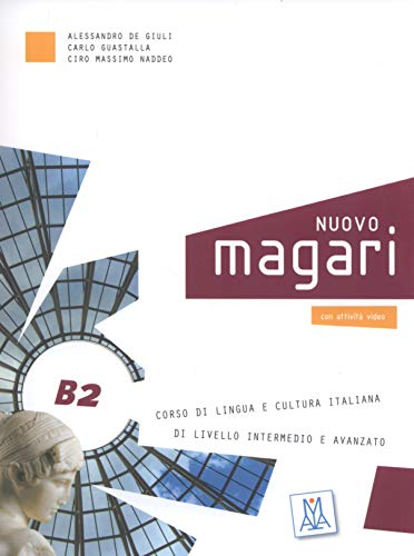 9788861822832: Nuovo Magari B2. Libro dello studente. Con CD Audio