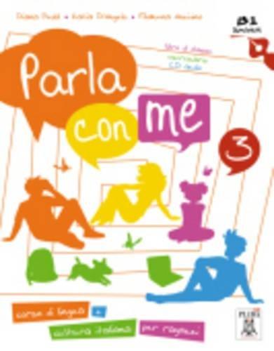 Parla Con Me: Libro + Cd-audio 3: Alma Edizioni