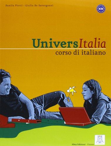 9788861822917: Universitalia: Libro Dello Studente + 2 CD Audio + Libro Esercizi + CD Esercizi New Ed.