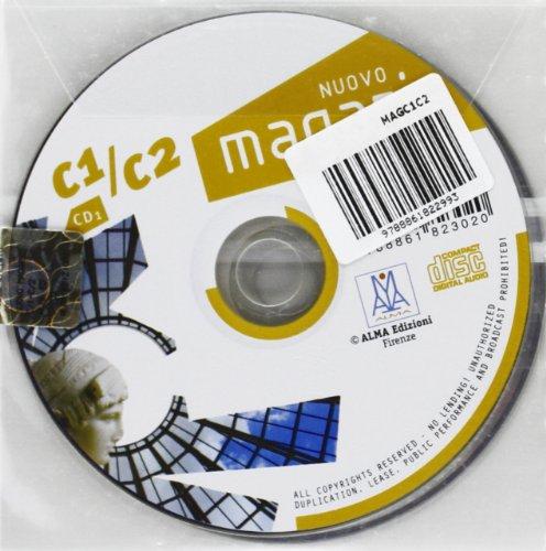 9788861822993: Magari: Nuovo Magari C1/C2 CD Audio (2) (Italian Edition)