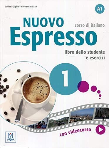 9788861823181: Nuovo espresso. Libro studente e libro esercizi: 1