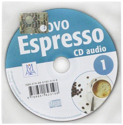 9788861823198: Nuovo espresso. CD Audio: 1