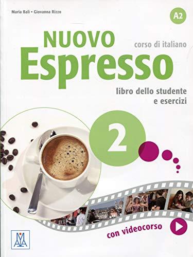 Nuovo Espresso: Libro Studente + Dvd-rom 2: Alma Edizioni