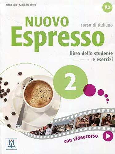 9788861823211: Nuovo Espresso: Libro studente 2