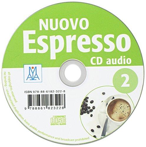 9788861823228: Nuovo Espresso: CD audio 2