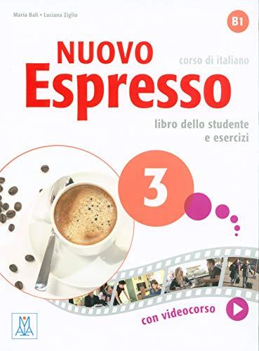 9788861823389: Nuovo Espresso: Libro studente + DVD-ROM 3