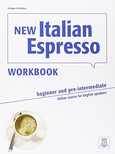 9788861823570: New Italian Espresso: Workbook 1