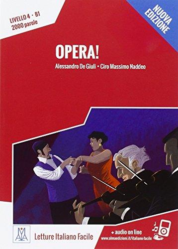 9788861823907: Opera!: Opera! Libro + online MP3 audio