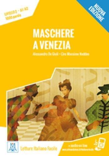 9788861824027: Maschere a Venezia (Italiano facile)