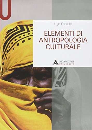 9788861840508: Elementi di antropologia culturale