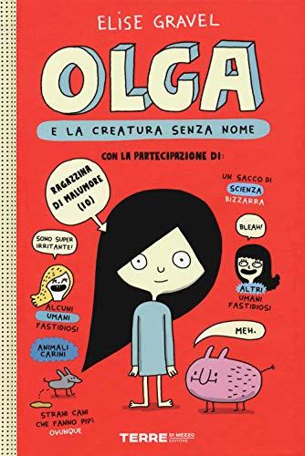 9788861895195: Olga e la creatura senza nome (Vol. 1)