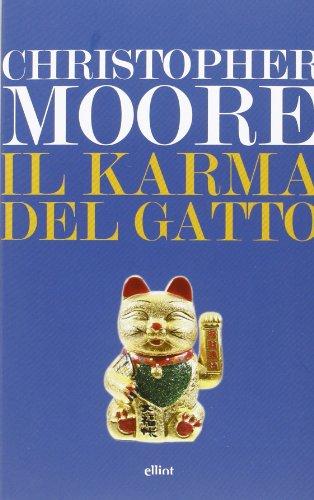 9788861923287: Il karma del gatto