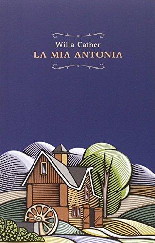 9788861928343: La mia Antonia
