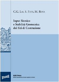 Input sismico e stabilità geotecnica dei siti: Lai, Carlo