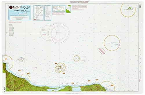9788862000192: Carta nautica 1026. Da Vieste a Vasto