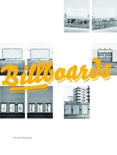 Billboards. (text in English & Italian): Maurizio Montagna