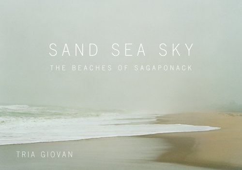 9788862081962: Tria Giovan: Sand Sea Sky: The Beaches of Sagaponack