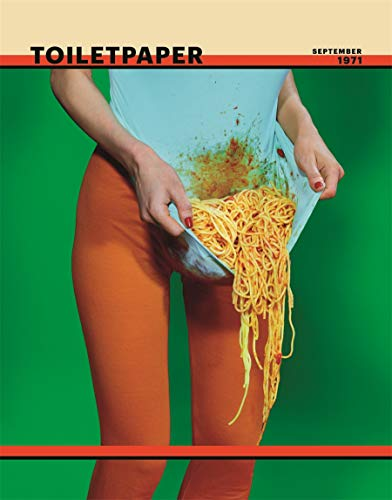 9788862082860: Toilet Paper: Issue 8