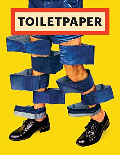 Toilet Paper: Issue 14 Limited Edition: Damiani