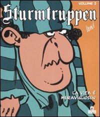 9788862122795: Sturmtruppen: 3