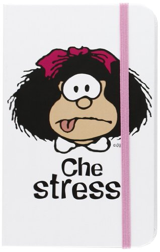 9788862125680: MAFALDA CHE STRESS TACCUINO EDITORIALE