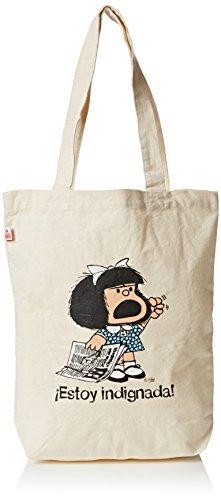 9788862127714: Bolsa Mafalda, ¡Estoy indignada!