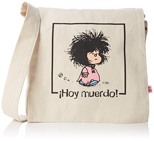 9788862127752: BANDOLERA MAFALDA HOY MUERDO