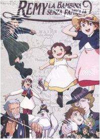 9788862185387: Remy. La bambina senza famiglia. 4 DVD