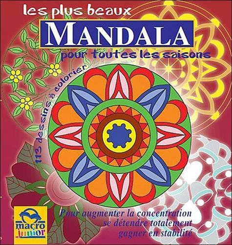 9788862292054: Mandalas pour Toutes les Saisons