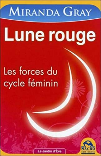 9788862295000: Lune rouge les forces du cycle feminin