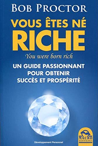 9788862299473: Vous êtes né riche/You were born rich