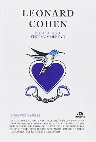 9788862314022: Leonard Cohen. Hallelujah. Testi commentati (TXT)