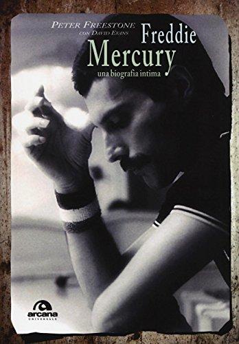 9788862319089: Freddie Mercury. Una biografia intima
