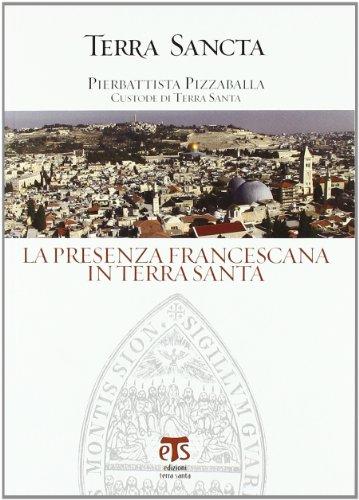9788862401258: Terra Sancta. Con DVD