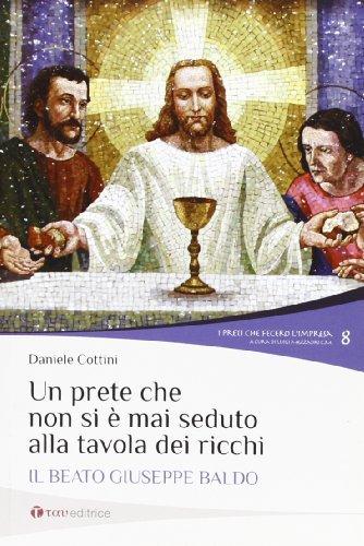 Un prete che non si è mai: Daniele Cottini