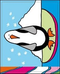 9788862462440: Pinguino. Libro bagno