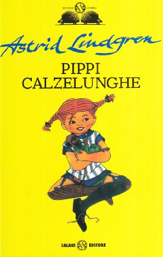 9788862561006: Pippi Calzelunghe (Istrici d'oro)