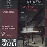 9788862561310: Pianoforte vendesi. Audiolibro. 2 CD Audio