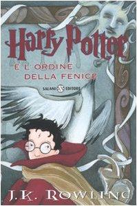 9788862561525: Harry Potter e l'Ordine della Fenice vol. 5