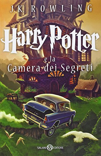 9788862561693: Harry Potter e la camera dei segreti (Italian Edition)