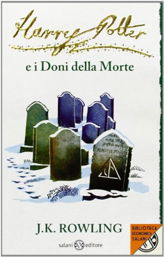 9788862561747: Harry Potter e i doni della morte