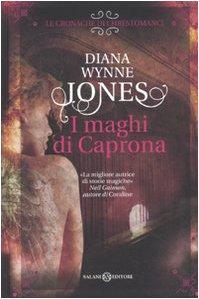 I maghi di Caprona Wynne Jones, Diana and Ragusa, A. - I maghi di Caprona Wynne Jones, Diana and Ragusa, A.