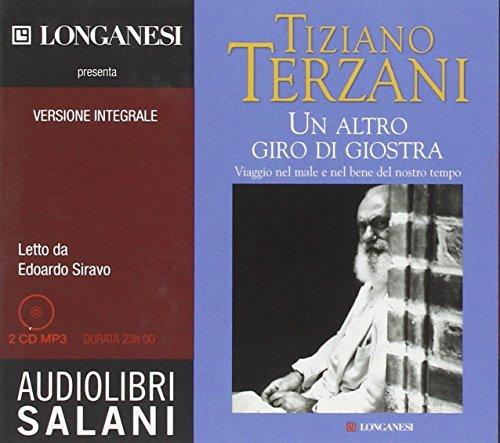 9788862565547: Un altro giro di giostra letto da Edoardo Siravo. Audiolibro. 2 CD Audio formato MP3. Ediz. integrale