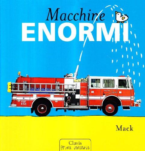 9788862580793: Macchine enormi