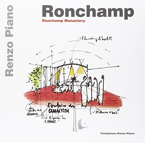 9788862640077: Ronchamp: Ronchamp Gateway and Monastery