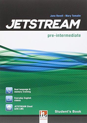 9788862890427: Jetstream pre-intermediate. Student's book-Workbook-Ezone codes. Per le Scuole superiori. Con CD Audio. Con espansione online