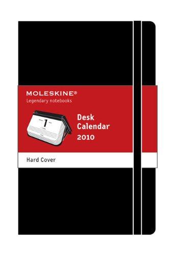 9788862931380: Calendrier de Bureau 2010 (Moleskine Srl)