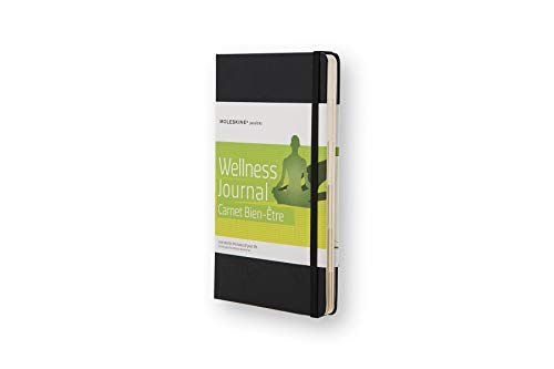 9788862933186: Moleskine Passion Wellness Journal - Hard Cover, Large (5